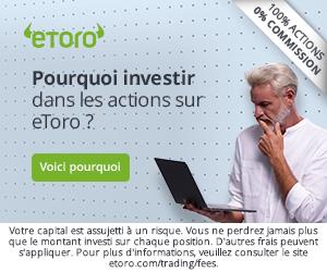 Le journal de l'investisseur etoro
