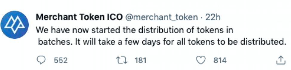 Capture décran 2021 07 16 à 17.54.37 Merchant Token - Update : Qu'avez vous fait de vos MTO ?