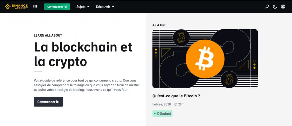 Capture décran 2021 09 06 à 17.13.50 Binance : Avis sur l'un des principaux exchanges de crypto-monnaies