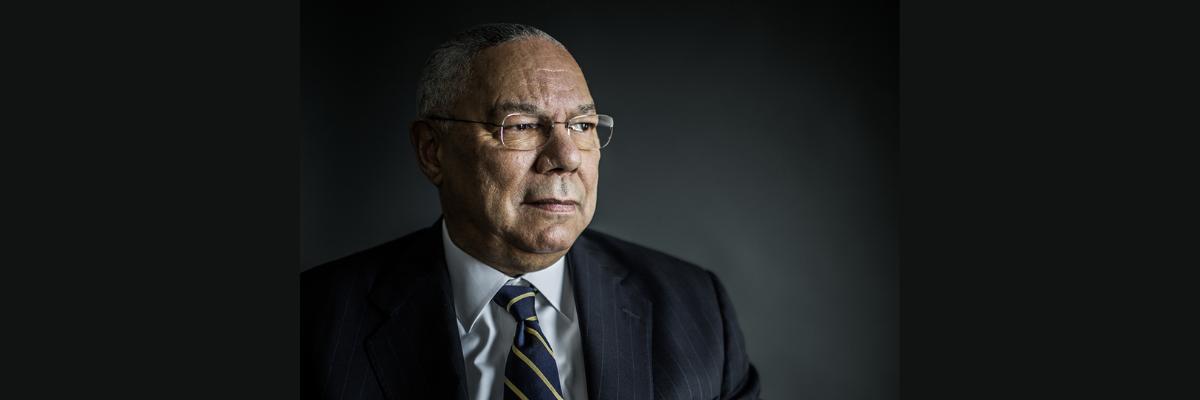 Décès de Colin Powell - Salesforces