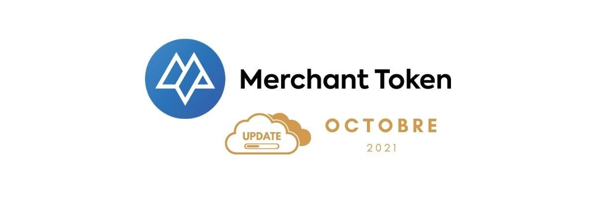 Merchant Token (MTO) : Update Octobre 2021