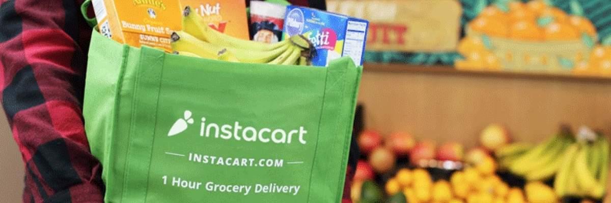 La plus grande acquisition d'Instacart : un pari de 350 millions de dollars
